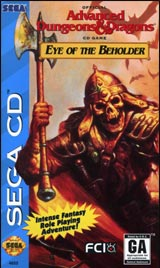 Eye of the Beholder: Advanced Dungeons & Dragons