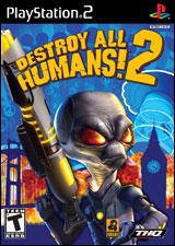 Destroy All Humans 2