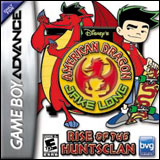 American Dragon: Jake Long, Rise of the Huntsclan