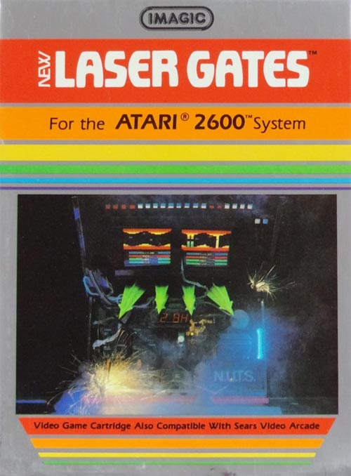 Laser Gates