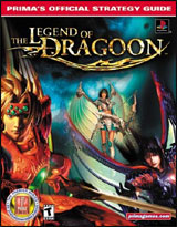 Legend of Dragoon Official Strategy Guide
