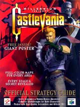 Castlevania 64 Official Strategy Guide