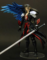 Kingdom Hearts Play Arts Sephiroth Action Figure