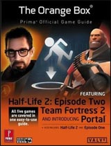 Orange Box, The: Half-Life 2 Official Strategy Guide Book