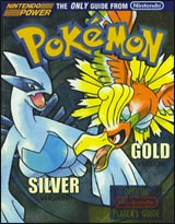 Pokemon Gold and Silver Official Player's Guide