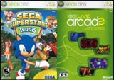 Sega Superstars Tennis & Xbox Live Arcade Double Pack