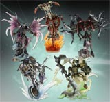 Final Fantasy Creatures Kai Vol. 3 5 Figure Set