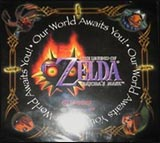 Legend of Zelda: Majora's Mask Promotional CD