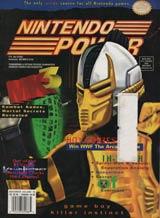 Nintendo Power Magazine Volume 78 Mortal Kombat 3