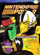 Nintendo Power Magazine Volume 78 Mortal Kombat 3