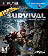 Cabela's Survival: Shadow of Katmai