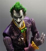 Batman Arkham Asylum Play Arts Kai Joker Figure