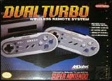 Super Nintendo Dual Turbo Wireless Remote System