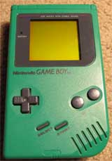 Nintendo Game Boy System (Green)
