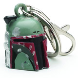 Star Wars Boba Fett Helmet Keychain