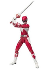 Mighty Morphin Power Rangers: Red Ranger S.H.Figuarts Action Figure