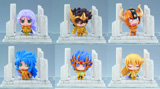 Saint Seiya: Twelve Golden Temples Chapter 1 Petit Chara Land Mini-Figure