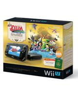 Nintendo Wii U Zelda Wind Waker HD LE Bundle