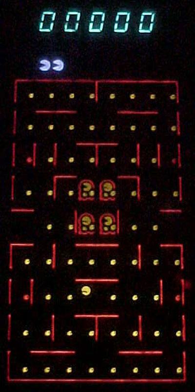 Coleco Mini-Arcade Pac-Man