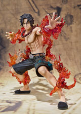 One Piece Portgas D Ace Figuarts ZERO Battle Version