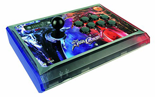 PlayStation 3 Soul Calibur V Arcade Fightstick SOUL Edition