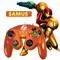 Wii U Samus Wired Fight Pad