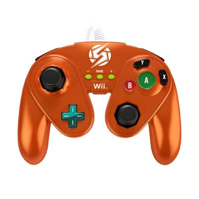Wii U Fight Pad (Samus)