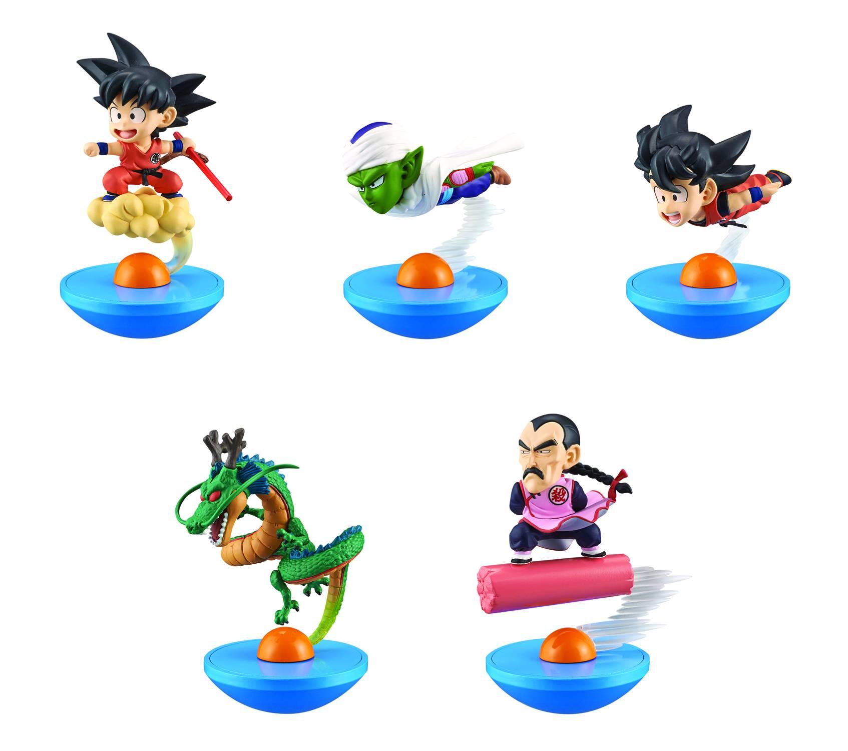 Dragon Ball Z Yura Kore Mini Figures