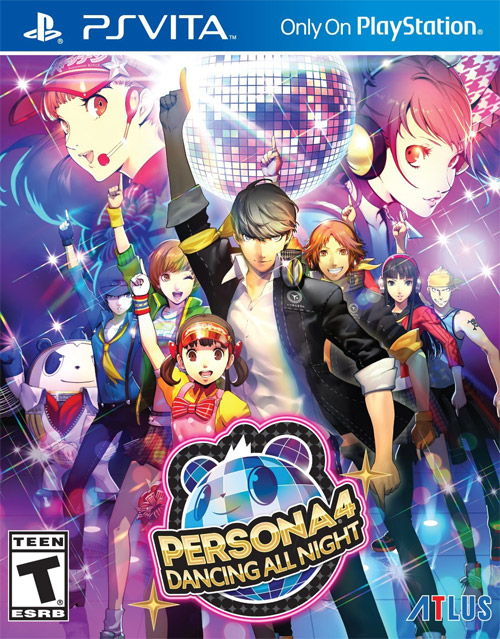 Persona 4: Dancing All Night Launch Edition