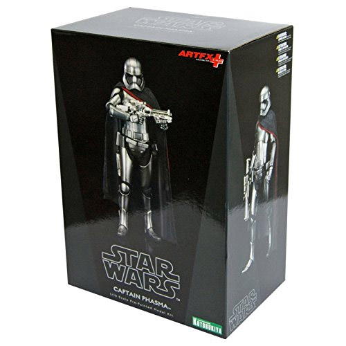 Star Wars EPS 7 Force Awakens Captain Phasma ArtFX+ Statue
