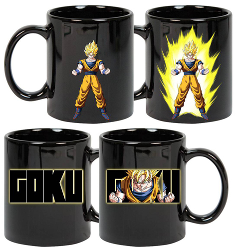 Dragonball Z Goku Energy PX Heat Change Mug