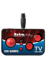 RetroPlay Controller 200 Built-in Games