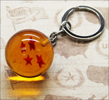 Dragon Ball Stars Crystal Ball Keychain