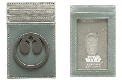 Star Wars Rebel Tonal Badge Frontpocket Wallet