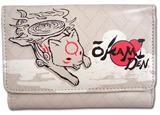 Okami Den Chibiterasu Trifold Wallet