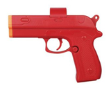 Playstation 3 Move 3DShot Red Motion Controller by Madcatz