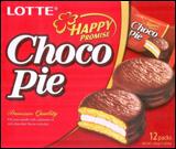 Lotte Choco Pie 12 Packs