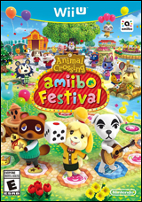 Animal Crossing Amiibo Festival Game Only