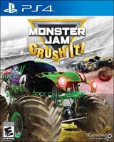 Monster Jam Crush It!