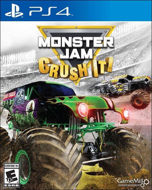 Monster Jam Crush It!