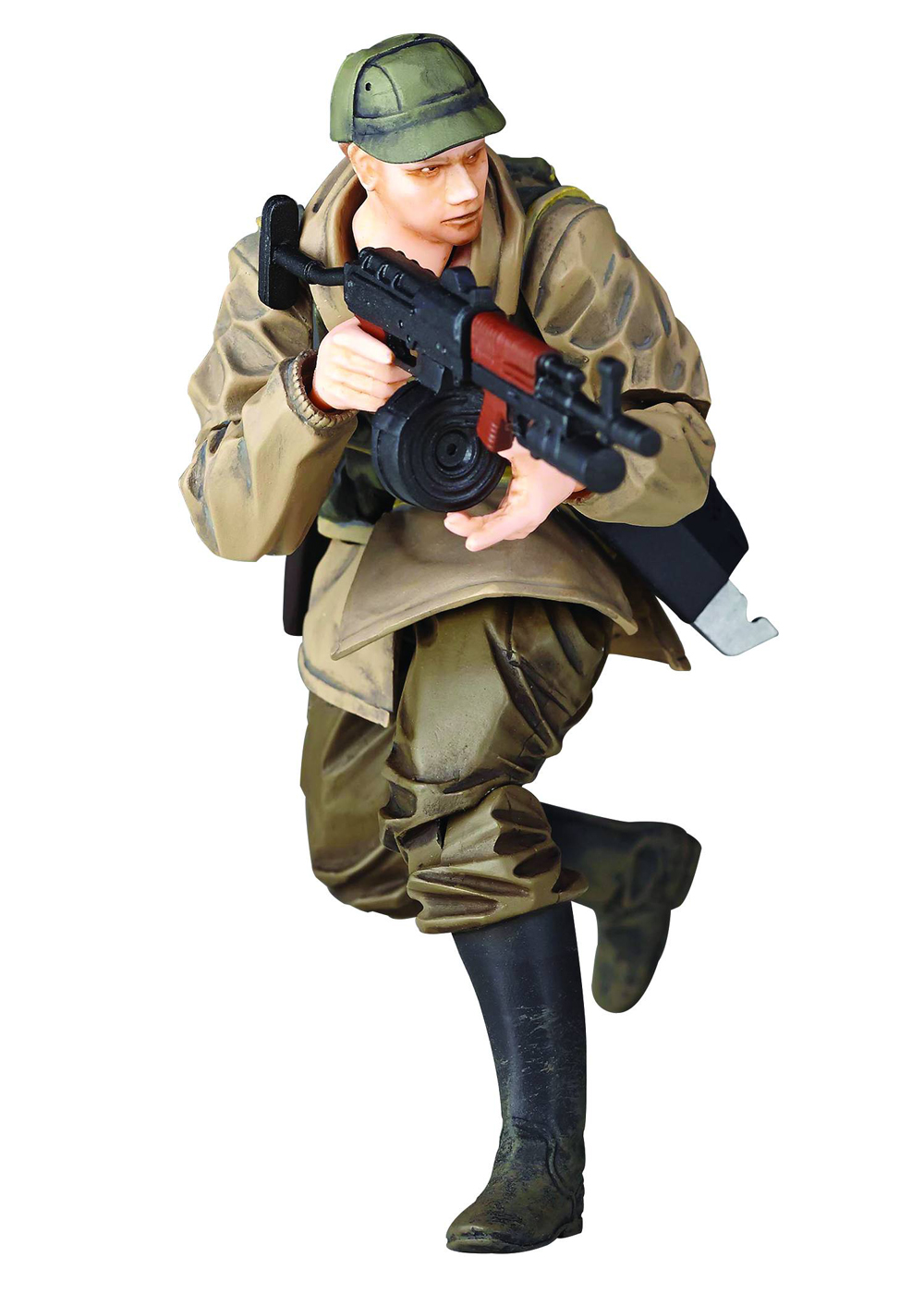 Metal Gear Solid V Soviet Soldier Figure