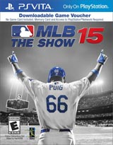 MLB 15 The Show Downloadable Voucher