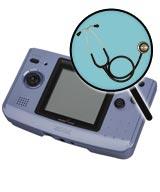 Neo Geo Pocket Color Repairs: Free Diagnostic Service