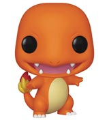 Pop Games Pokemon Charmander Vinyl Figure