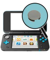 Nintendo New 2DS XL Repairs: Circle Pad Replacement Service
