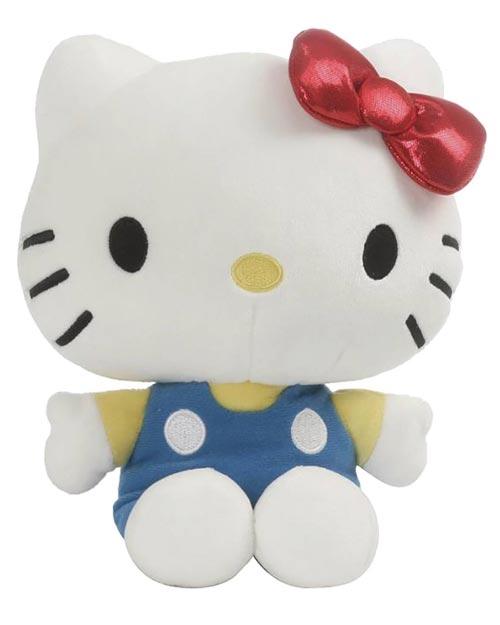 Hello Kitty Classic Sitting 8 Inch Plush