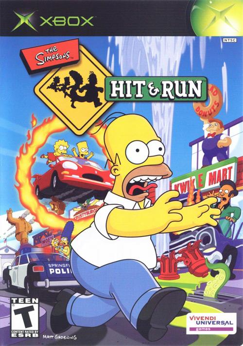 Simpsons: Hit & Run