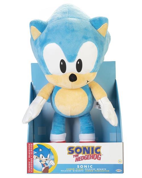 Sonic the Hedgehog Jumbo Plush