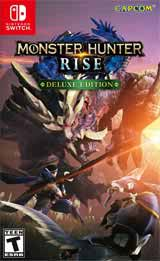 Monster Hunter Rise Deluxe Edition
