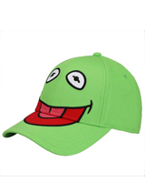 Muppets Kermit the Frog Big Face Dad Hat